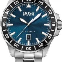 Hugo Boss DEEP OCEAN 1513230 Herrenarmbanduhr Sehr Sportlich
