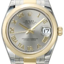 Rolex Datejust 31 Edelstahl Gelbgold 178243 Stahl R Oyster-Band