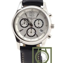 Frederique Constant Junior Silver Dial 38 mm Quartz NEW