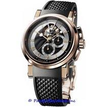 Breguet Marine Tourbillon Chronograph 5837BR/92/5ZU Pre-Owned