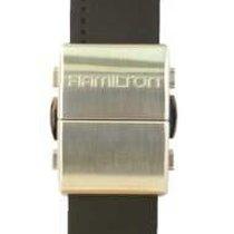 Hamilton Khaki Flight Timer Kautschukband 20mm mit Schliesse...