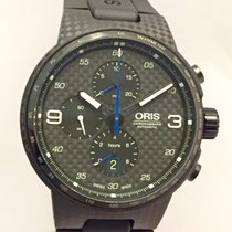 Oris Williams Valtteri Bottas Carbon Limited Edition New
