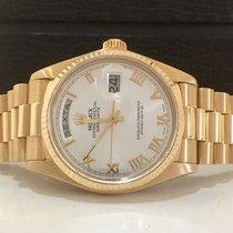 Rolex Day-Date Presidente 36mm Todo em ouro Impecável Completo