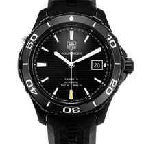TAG Heuer Aquaracer Calibre 5 Black