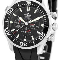 "Omega ""Seamaster 300m Chronograph""."