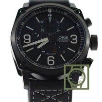 Oris Aviation BC4 Chronograph black PVD NEW