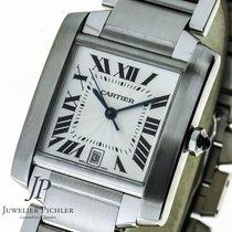 Cartier Tank Francaise XL Automatic Date