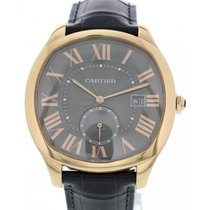 Cartier Men's Cartier Drive 18K Rose Gold 3651 W/ Box...