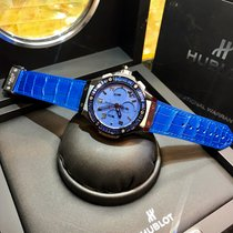 Hublot Big Bang Tutti Frutti Ceramic Blue