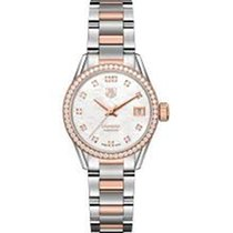 TAG Heuer CARRERA Calibre 9 Automatikuhr Ladies - ∅28 mm