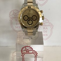 Rolex Cosmograph Daytona Steel and Gold Zenith Serial L 16523