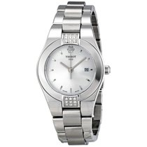 Tissot Glam Sport Limited Edition Silver Stainless Steel...