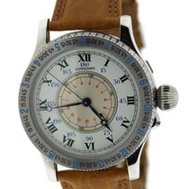 Longines Lindbergh Hour Angle Limited Edition Stainless Steel