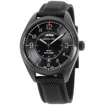 Hamilton Khaki Field Automatic Black Dial Men's Watch...