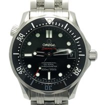 Omega Seamaster Diver 300M Co-axial Watch 212.30.36.20.00.01 -...