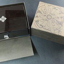 Patek Philippe scatola box Nautilus legno wood completa