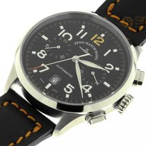 Zeno-Watch Basel Retro tre chronograph Bicompax Automatic...