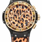 Hublot Big Bang Leopard - Ref. 341.CP.7610.NR.1976 - Warranty...