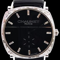 Chaumet Dandy GM en or blanc 18k & diamants