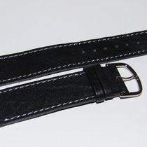 Tissot Lederband mit Dornschließe,schwarz