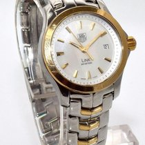 TAG Heuer Link WJF1352.BB0581 in 27mm Two Tone Ladies Watch