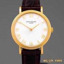 Patek Philippe Calatrava 18K  Gold Lady 4819