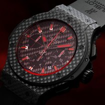 Hublot Big Bang Red Magic 44mm Carbon Fiber NEW