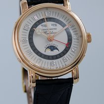 Waldan International ASTRONIC Chronometre in 18k Gold -...