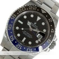 Rolex GMT-Master 2 Stahl 116710BLNR