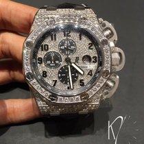 Audemars Piguet Royal Oak Offshore Chronograph Diamond Set...