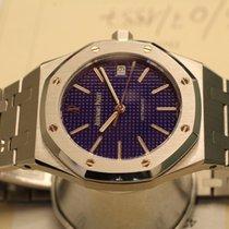 Audemars Piguet royal oak 14790 rare blue dial Yves Klein B/P