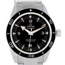 Omega Seamaster 300m Co-axial Watch 233.30.41.21.01.001 Card