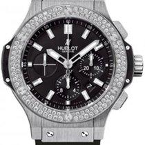 Hublot BIG BANG 44 MM Diamonds - 100 % NEW