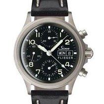 Sinn 356 Flieger Acrylglas Chronograph Inzahlungnahme möglich