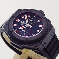 Hublot King Power Black Red Foudroyante Limited Edition