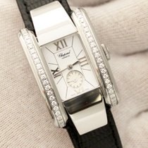Chopard La Strada Stainless Steel Quartz Factory Diamond Watch
