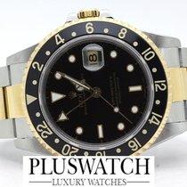Rolex GMT Master II 16713 Steel Gold Ser . S 1994 2181/82