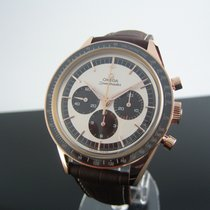 Omega Speedmaster Moonwatch Numbered Edition Sedna-Gold