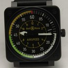 Bell & Ross Br01-92 Aviation Airspeed Automatic Watch Ltd...
