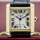 Cartier Tank Francaise 18K Yellow Gold Automatic