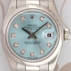 Rolex 179166 Datejust, Ladies President, Platinum, K Series