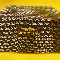 Breitling Box Uhrenbox Bakelit Innen Schwarz I18