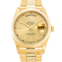 Rolex Watch Day-Date 18038
