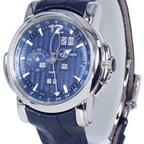 Ulysse Nardin GMT +/- Perpetual 42mm Limited Edition Blue