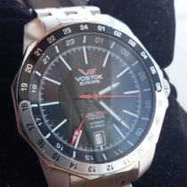Vostok Rocket N1 Dual Time