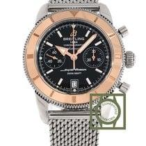 Breitling Superocean Heritage Chrono steel pink gold u2337012...