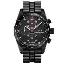 Porsche Design Chronotimer Series 1 Polished Black