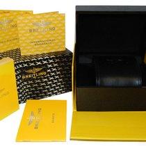 Breitling Box mit Umkarton und Zubehör