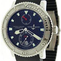 Ulysse Nardin Marine Diver Chronometer Watch 263-55-3/92