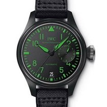 IWC Big Pilots TOP GUN in Black Ceramic Boutique Edition